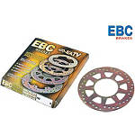 EBC Brake Rotor - Front - Dirt Bike Brake Rotors
