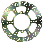 EBC SX Contour Brake Rotor - Front - EBC Dirt Bike Dirt Bike Parts