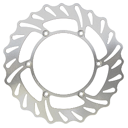 EBC SX Contour Brake Rotor - Rear - 1993 KTM 125SX Braking W-FIX Brake Rotor - Rear