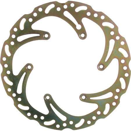 EBC SX Contour Brake Rotor - Rear - Main