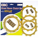 EBC Street Racer Clutch Kit - Kawasaki ZX600 - ZZ-R 600 Motorcycle Engine Parts and Accessories