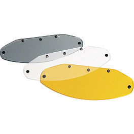 Echo 5-Snap Flat Shield - Echo 3-Snap Shorty Shield