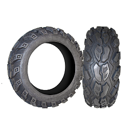 EFX Moto Grip A/T Radial Rear Tire - 26x11-14 - 2011 Honda TRX250 RECON Maxxis Vipr Rear Tire - 27x11R-14