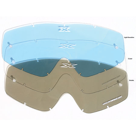 EKS Anti Fog Lens - Main