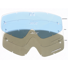 EKS Anti Fog Lens - EKS Flat-Out Goggles