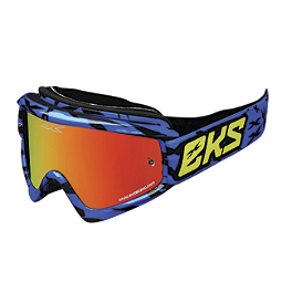 EKS GOX Scatter-X Googles - EKS Tear-Offs - 50 Pack
