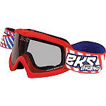 EKS Youth X-Grom Goggles - EKS Brand Utility ATV Riding Gear