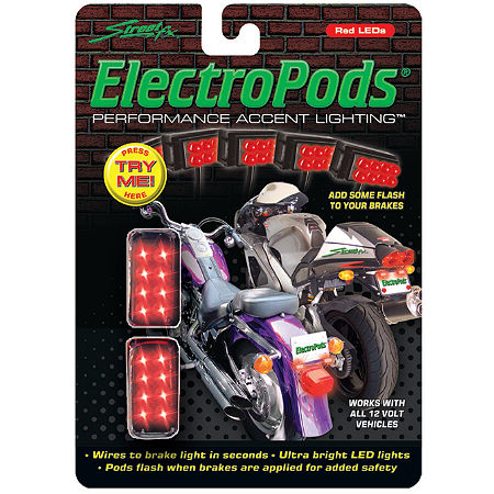 StreetFX Electropod Brake Lights - Main