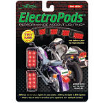 StreetFX Electropod Brake Lights - Cruiser Accent Lighting
