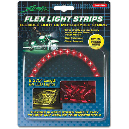 StreetFX Electropod Flex Light Strips - Main