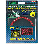 StreetFX Electropod Flex Light Strips -  Motorcycle Lights and Electrical