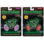 StreetFX Electropods Oval Light Pods -  Motorcycle Lights and Electrical