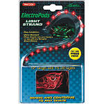 StreetFX Electropod LED Strip Lights -  Motorcycle Lights and Electrical