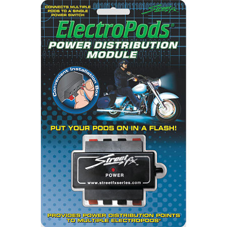 StreetFX Electropod Power Distribution Module - Main
