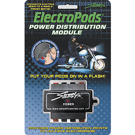 StreetFX Electropod Power Distribution Module - Street FX Hex LED Valve Cap