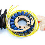 Electrosport Stator - Kawasaki ZX600 - ZZ-R 600 Motorcycle Engine Parts and Accessories
