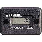 GYTR Deluxe Hour Meter & Tachometer - Yamaha GYTR Dirt Bike Hour and Tach Meters