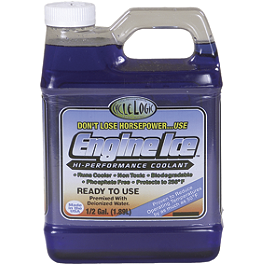 Engine Ice - 64oz - Pro Honda HP Chain Lube with White Graphite - 11oz