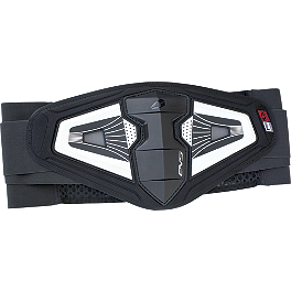 2013 EVS BB04 Impact Kidney Belt - Troy Lee Designs Shock Doctor KB3305 Kidney Belt