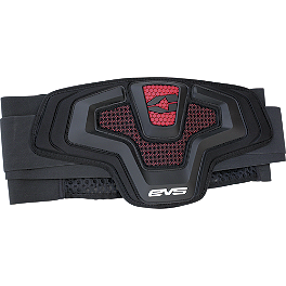 2013 EVS Youth BB1 Celtek Kidney Belt - 2012 EVS Youth Option Knee Guards