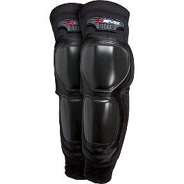2013 EVS Burly Elbow Guards - 2014 Troy Lee Designs Elbow Guards