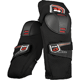 2013 EVS Youth SC05 Knee Guards - Utopia Warrant Lens