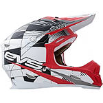 EVS T7 Crossfade Helmet - Utility ATV Riding Gear