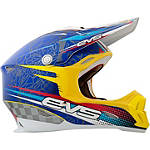 EVS T7 Martini Helmet - Dirt Bike Riding Gear