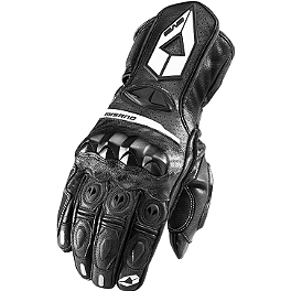 EVS Misano Gloves - AXO KK4-R Leather Gloves