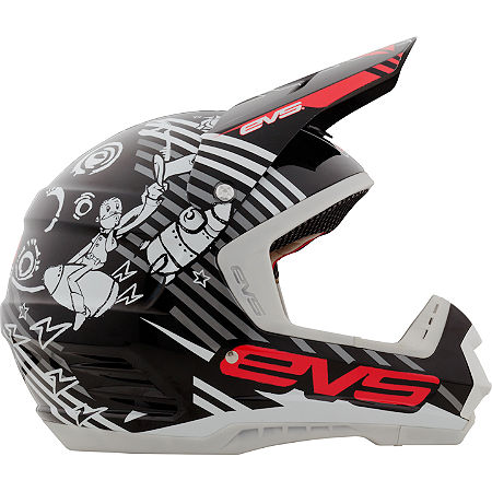 EVS T5 Space Cowboy Helmet - Main