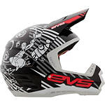 EVS T5 Space Cowboy Helmet - Utility ATV Riding Gear