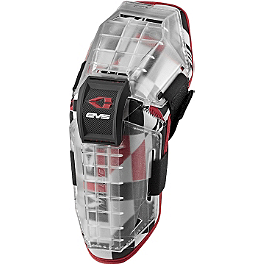 2013 EVS Option Elbow Pads - Alpinestars Vapor Elbow Protectors