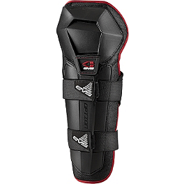 2013 EVS Option Knee Pads - 2013 Fox Titan Race Knee / Shin Guards