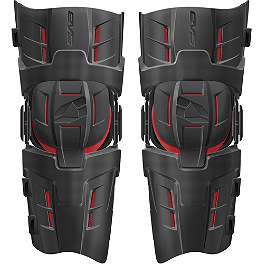 EVS RS9 Pro Knee Braces - Pair - 2014 Alpinestars Fluid Tech Knee Brace