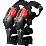 EVS Web Pro Knee Braces -  Dirt Bike Motocross Knee & Ankle Guards