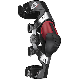 EVS Axis Pro Knee Brace - Alpinestars Carbon B-2 Knee Brace