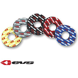 EVS Grip Donuts - EVS Rs8 Pro Knee Braces - Pair