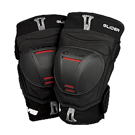 EVS Glider Knee Guards - SixSixOne Veggie Knee Guards