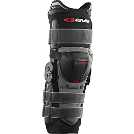 EVS SX02 Knee Brace - SixSixOne Cyclone Wired Knee Braces