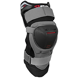EVS SX01 Knee Brace - SixSixOne Cyclone Wired Knee Braces
