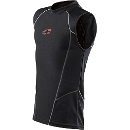 EVS Core Temperature Regulator Vest - SixSixOne Rogue Roost Deflector