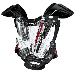 EVS Vex Chest Protector - 2014 Fox R3 Roost Deflector - Mens