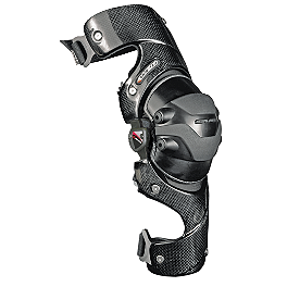 EVS Web Knee Brace - Alpinestars B2 Carbon Knee Brace