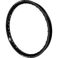 "Excel Rim A60 Rear Rim - 19"" Black"