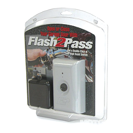 Flash2Pass Garage Door Opener Kit - Flash2Pass Garage Door Opener - Extra Receiver