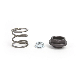 Fasst Company Rear Brake Return Spring - Black - Fasst Company Rear Brake Return Spring - Orange