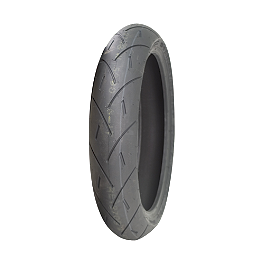 Full Bore M-1 Street Sport Front Tire - 120/70ZR17 - Full Bore M-1 Street Sport Tire Combo