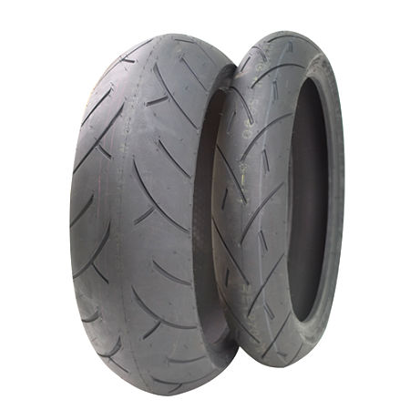 Full Bore M-1 Street Sport Tire Combo - Main