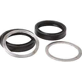 Factory Connection Fork Seals - 2004 Honda CR125 Pro-X Fork Seals And Wipers