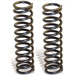 Factory Connection Fork Pressure Springs - 2007 Honda CRF450X Race Tech G2R Fork Gold Valve Kit
